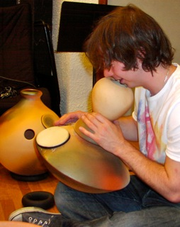 how to make an udu drum