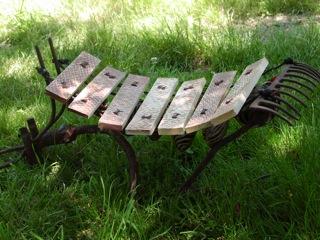 D coration jardin insectes g ants sculpture d corative musicale de plein air Embellir son jardin