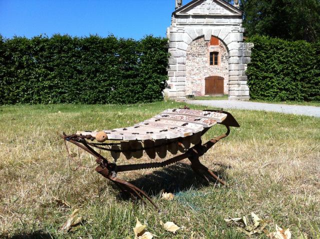 D coration jardin insectes g ants sculpture d corative for Jardin singulier 2015