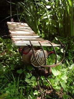 D Co De Jardin Mobilier Sonore Et Sculpture