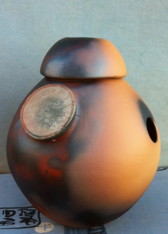 udu clay drum