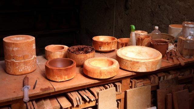Extrêmement Création de udu drums artisanaux fabriquation française et artistique PU73