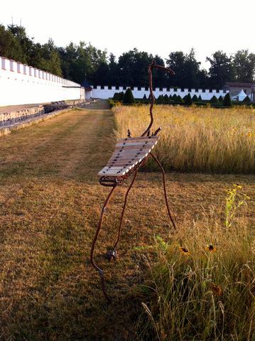 D coration de jardin sculpture musicale d 39 ext rieur forme animal - Statue exterieur design ...