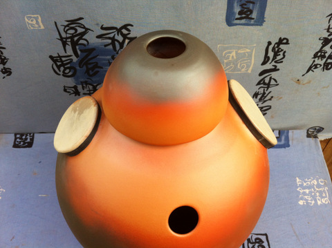 udu drum percussion manuelle
